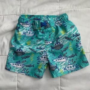 Cat & Jack toddler boys swim trunks